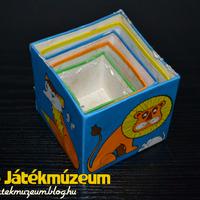 Karton varázsdoboz