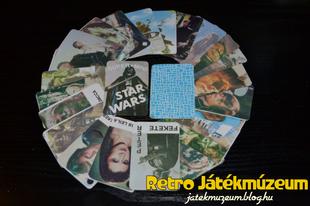 Star Wars Super-Mini kártya