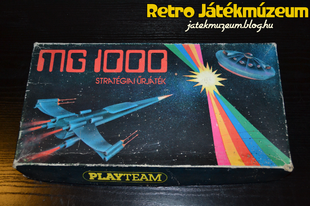MG1000 Statégiai Űrjáték
