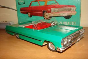 Presu Chevrolet Cabrio