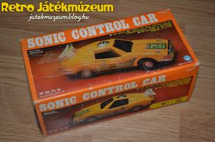 ME882 Sonic Control elemes autó