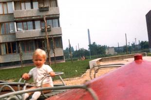 Játszóterek az 50-es évektől a 80-as évekig
