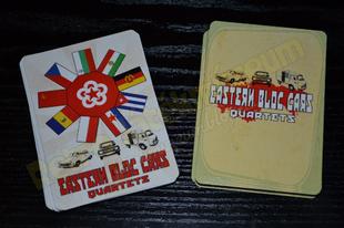 Eastern Bloc Cars Quartets