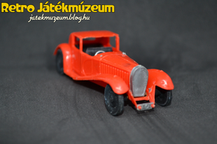 Estetyka Bugatti 1930