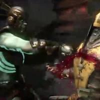 Mortal Kombat X gameplay