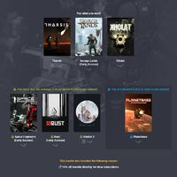 Humble - Survive This - Bundle