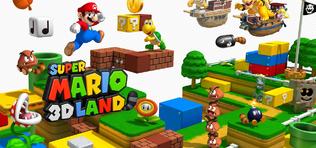 Super Mario 3D Land kipörgetve