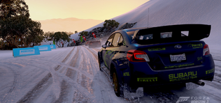Forza Horizon 3: Blizzard Mountain bemutató