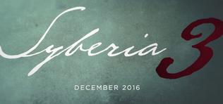 Decemberben érkezik a Syberia 3