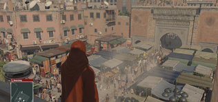 Hitman, Marokkó kipörgetve