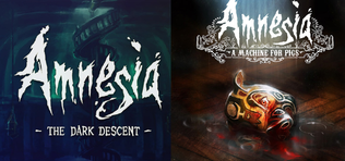 Ingyen Amnesia Collection!