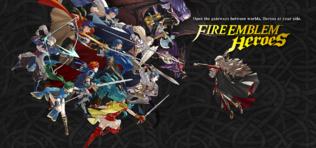 Fire Emblem Heroes, a Nintendo második mobiljátéka