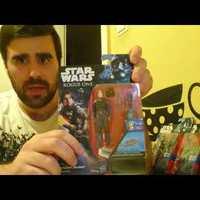 03# Modern Játékok - Star Wars Rogue One figurák