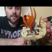 11# Lego Star Wars Desert Skiff Escape bemutató, elemzés