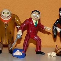 Kevésbé ismert játékvonalak 13.rész - A Playmates Addams Family figurái