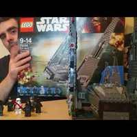 10# Lego Star Wars - Kylo Ren's Command Shuttle bemutató, elemzés