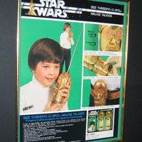 Vintage Star Wars termékek amelyek végül nem valósultak meg