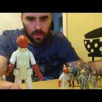 09# Vintage Star Wars figurák részletesen 6.rész - Endor