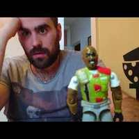 20# Vintage G.I.Joe- Gyalogsági figurák 2.rész (két meglepetés figurával)