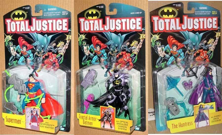 A Batman akciófigurák története - 12.rész