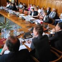 Az árvízhelyzetről egyeztetett az Fenntarható Fejlődés Bizottság