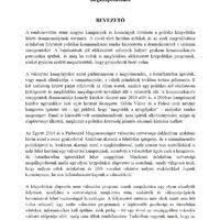 Egy igazságosabb, demokratikusabb és fenntarthatóbb Magyarországért - egyezség az alapvető célokról