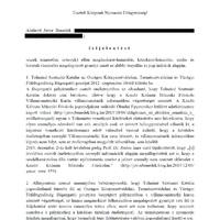 Sántakutya-akció: keressük az áldiplomás Tolnainé megbízóit!