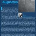 Papp Gábor Vid: Augusztus