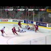 Kanadai–orosz elődöntő a junior-vb-n