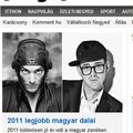 2011 legjobb magyar dalai!