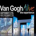 Van Gogh Alive kiállítás Budapesten - Jegyek és infók itt!