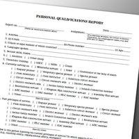 További kiszivárogtatás: A Személyes minősítési jelentések (vagy besúgási űrlap) most már elérhető