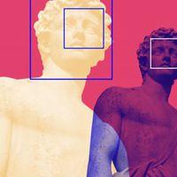 Arcfelismerő szoftverek elől takarja el az arcot egy szűrő