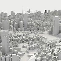 Genetikus algoritmus előrejelzi városok függőleges növekedését