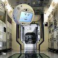 Mesterségesen intelligens robot repül a Nemzetközi Űrállomásra