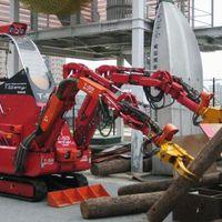 Robotok helyettesíthetik az öregedő japán építőmunkásokat
