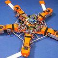 Kígyókarú állatokról mintáztak egy japán robotot