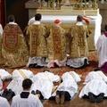 Exhortáció papnövendékeknek