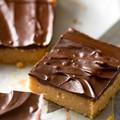 Csokis, mogyoróvajas sütemény