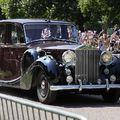 A királyi esküvő autói