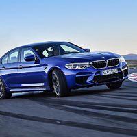 """""""Személyre szabott"""" Pirellit kap a BMW M5"""