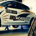 A Cooper lett a Rallycross akadémia partnere