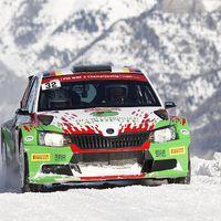 Visszatért a WRC-be a Pirelli