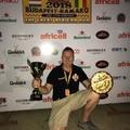 Hamza Péterék nyerték a Budapest-Bamako Rally-t