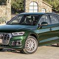 Michelinnel jön az új Audi Q5