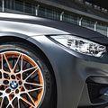 Michelint kap a BMW M4 GTS