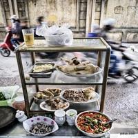 Hanoi Foodie Map by Jokuti