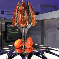 Check out my exclusive video about the plating of the Bocuse d'Or winner's dishes!