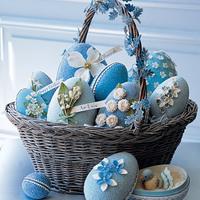 Kreatív húsvéti tojás
