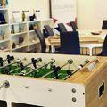És elkészült ☺️❤️⚽️ #lollipopnyomda #nyomda #pressoffice #csocso #football #office #work #workplace #budakalasz #gametime